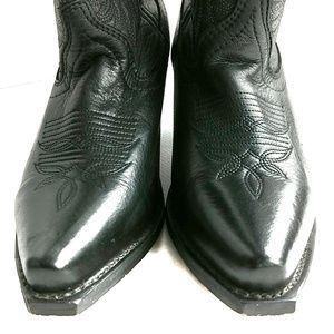 Masterson Shoes - Masterson Snip Toe Western  Boots Size 5
